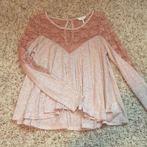 Tops - Lacey Long Sleeve Top
